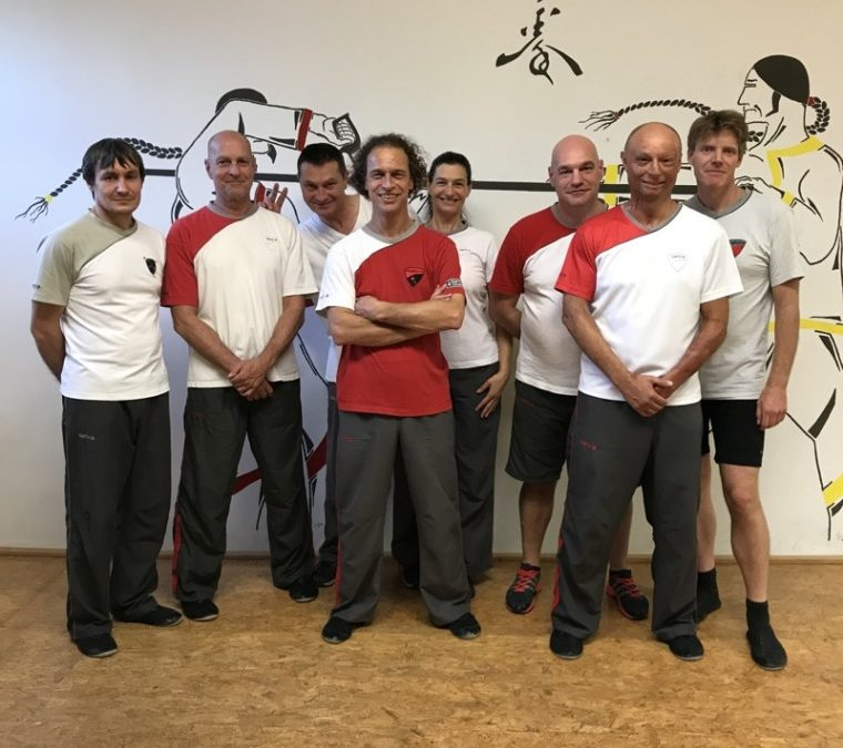 Intensiv – Schülergrad – Training 6. SG