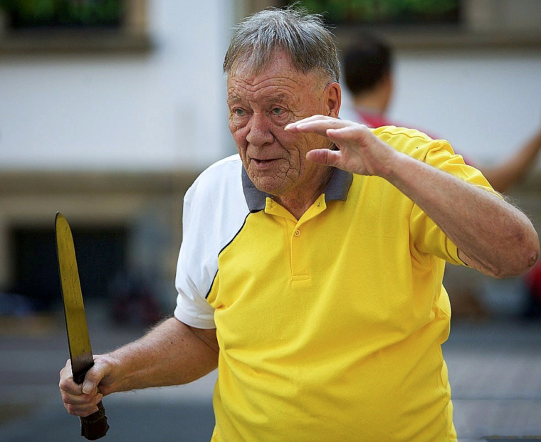 Master Bill Newman