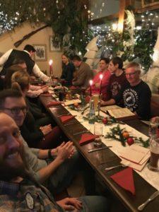 Weihnachtsessen Memmingen @ Drei Länder Restaurant | Memmingen | Bayern | Deutschland