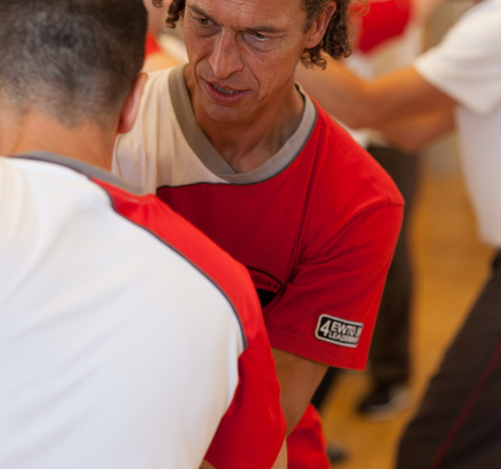 Höhere Grade WingTsun Intensiv Training Ulm