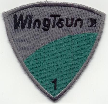 WingTsun KungFu Programm 1. Schülergrad