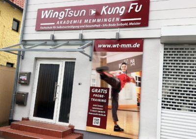 WingTsun Memmingen Eingangsbereich