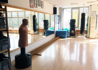 WingTsun Trainingsraum Academy Biberach