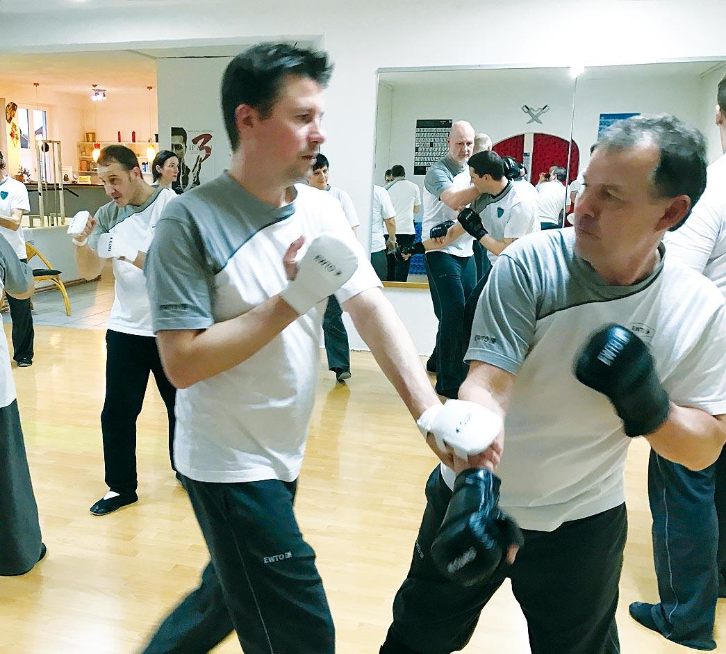 WingTsun oder kurz WT ist ein chinesisches Kung Fu