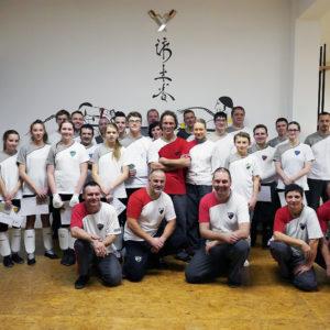WT - Intensiv - Lehrgang Ulm @ WingTsun Akademie Ulm | Ulm | Baden-Württemberg | Deutschland